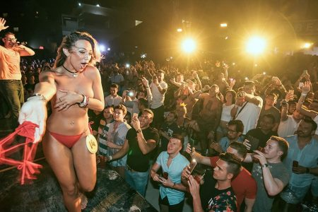 bachelor party in cartagena nightlife nightclub