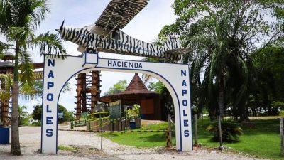 Bachelor Party in Medellín Colombia Hacienda Napoles Tour