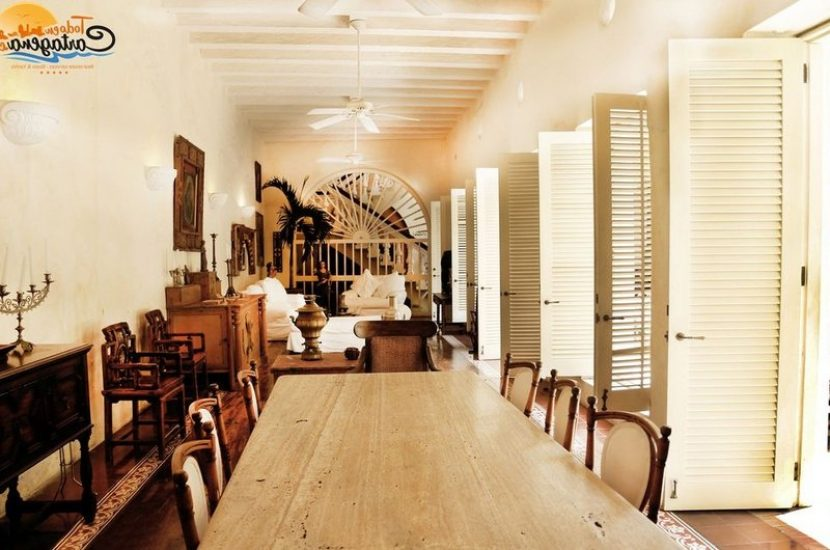 Accommodations and Vacation Rentals in Cartagena Colombia