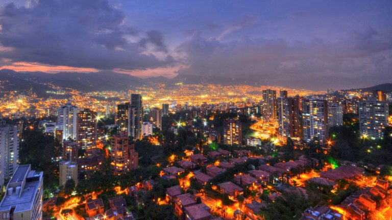Medellin best awesome city for bachelor party in Colombia