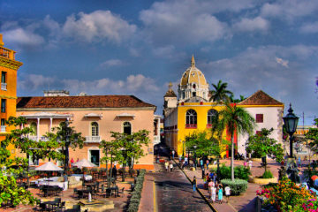 cartagena colombia best bachelor party ever