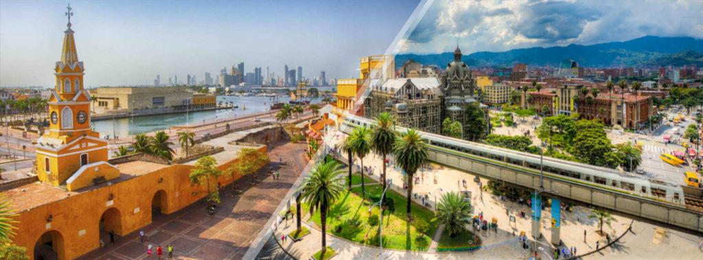 La Mejor Despedida de soltero en Colombia: Cartagena o Medellin