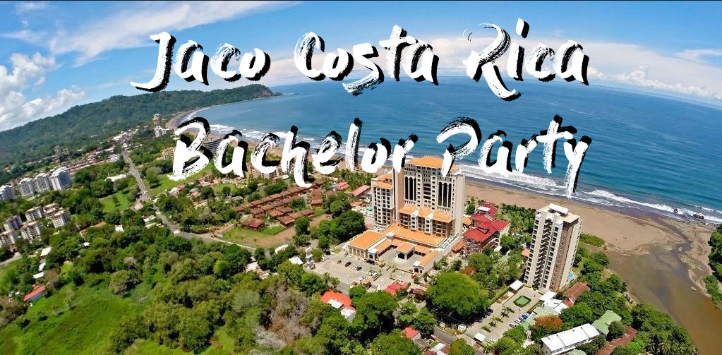 Jaco Costa Rica Bachelor Party