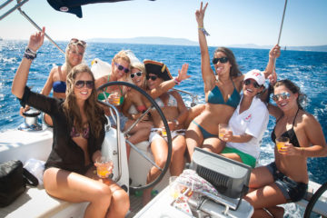 Colombia bachelor party packages