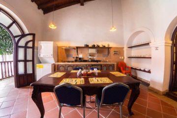 Party villa in cartagena