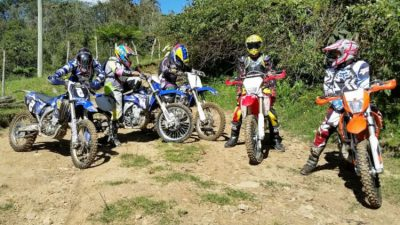Bachelor Party in Medellín Colombia Dirt Bike Tour