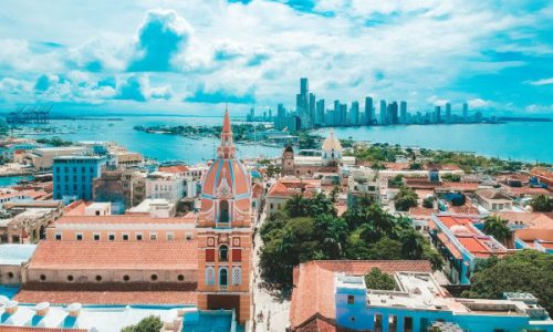 Cartagena de Indias Colombia - The Walled City