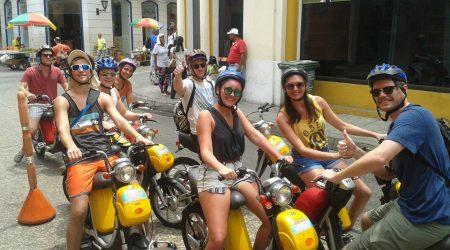 Cartagena-Electric-Bike-Tour-Bachelor-Party-3