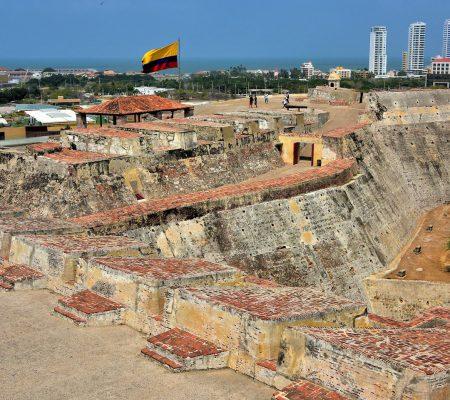 VIP Cartagena Bachelor Party San Felipe Castle Tour