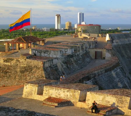 VIP Cartagena Bachelor Party San Felipe Castle Tour