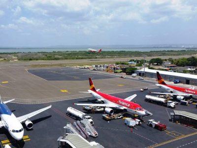 Cartagena Bachelor Party Itinerary Airport Rafael Nuñez