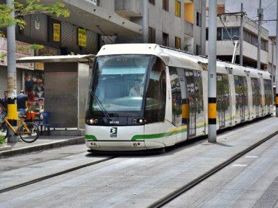 Medellín-Transportation-Tranvia