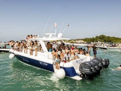 VIP Cartagena Bachelor party trip Itinerary