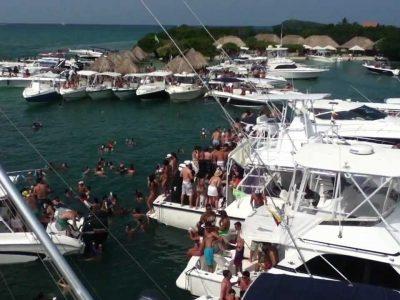 Playa-Cholon-Isla-Baru-Tour-Cartagena-Colombia-20
