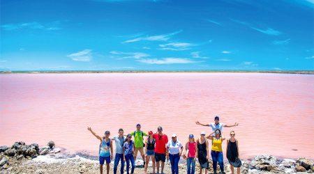 Sea-Pink-Of-Galerazamba-Cartagena-Tour-Red-Sea-1