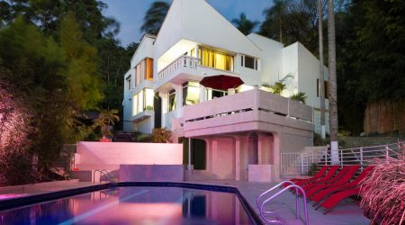 Airbnb Bachelor Party House in Medellin Colombia