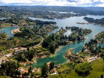 Bachelor Party Medellin Colombia Guatape View Tour