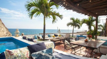 Colombia bachelor party Accommodations and Cartagena Vacation Rentals