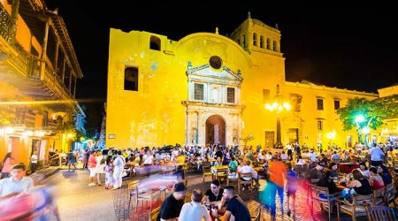 Bachelor Party in Cartagena Nightlife City Tour