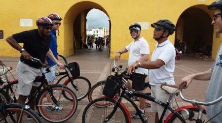 cartagena bachelor party city bike tour