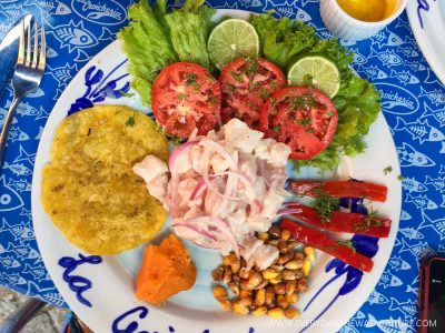 Where To Eat At Your Cartagena Bachelor Party La Cevicheria